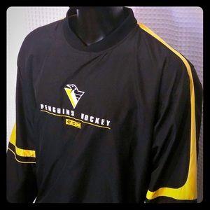 EUC Vintage 90's Pittsburgh Penguins CCM Pullover